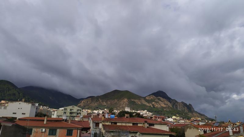 Ancora pioggia in arrivo