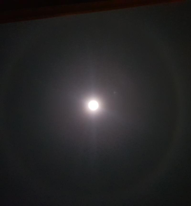 Arcobaleno lunare