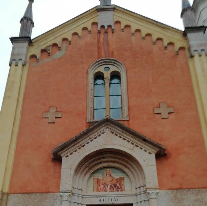 Fotosegnalazione di Ferrara di monte baldo