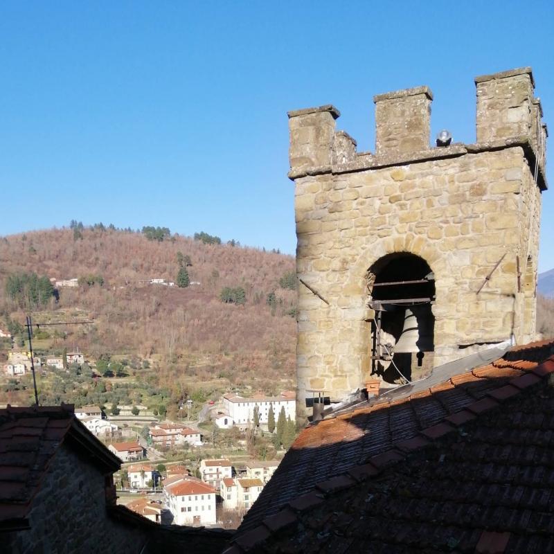 Castel san niccolo' - casentino