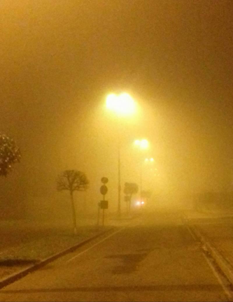 Che nebbia