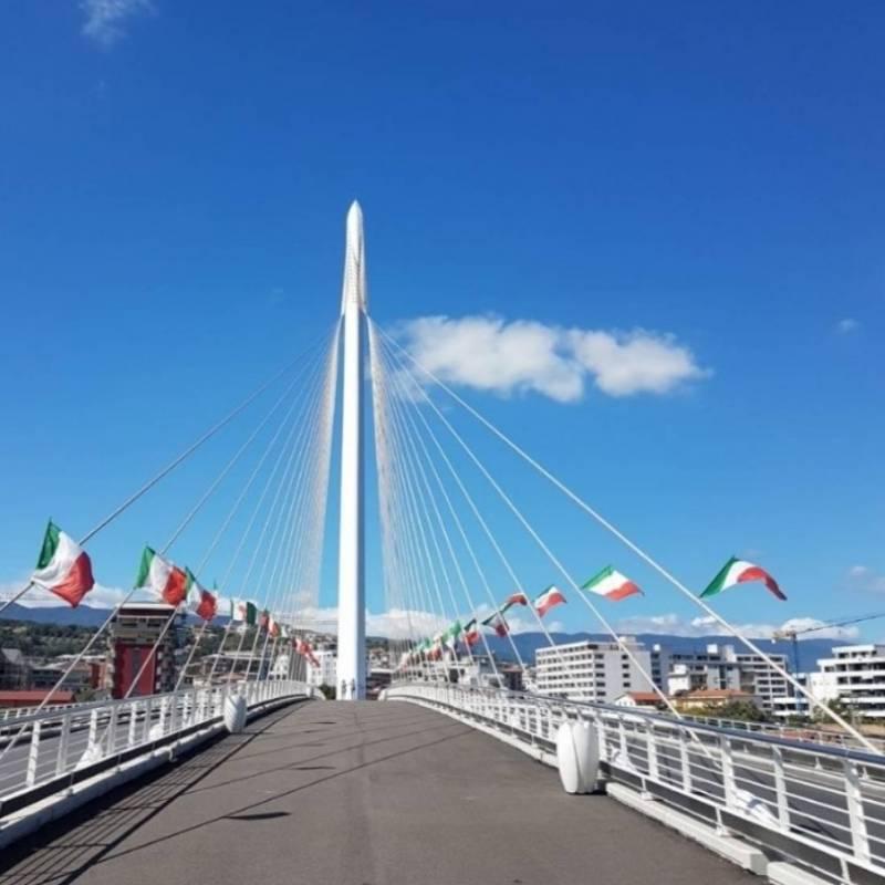 Ponte san francesco by gianluca congi