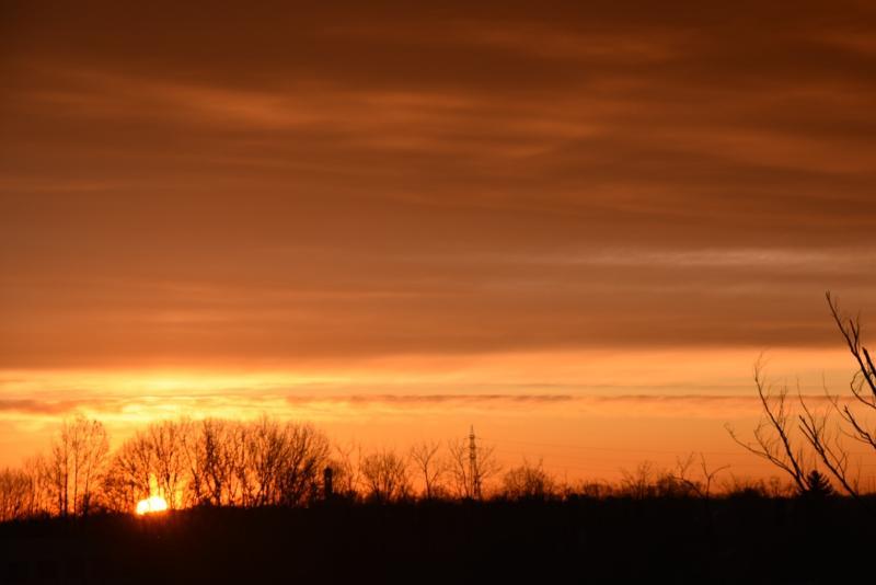 L' alba