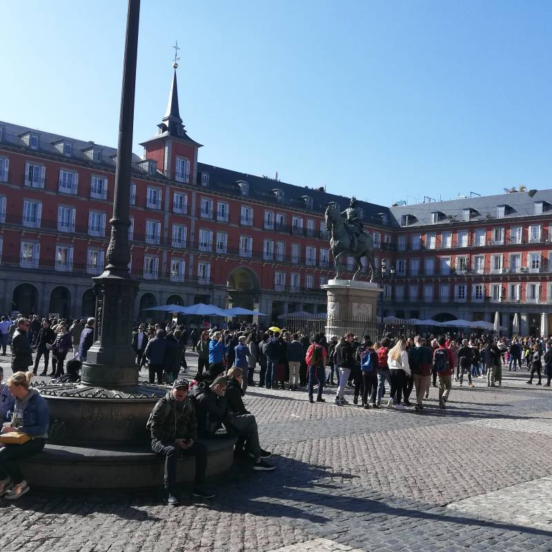 Plaza mayor 15022020