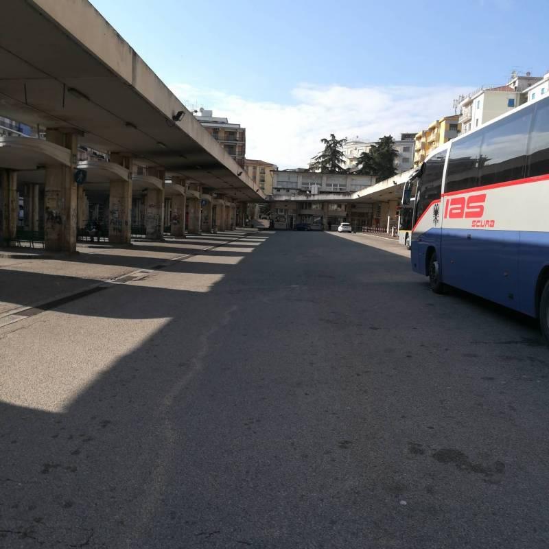 Autolinee bus Cosenza