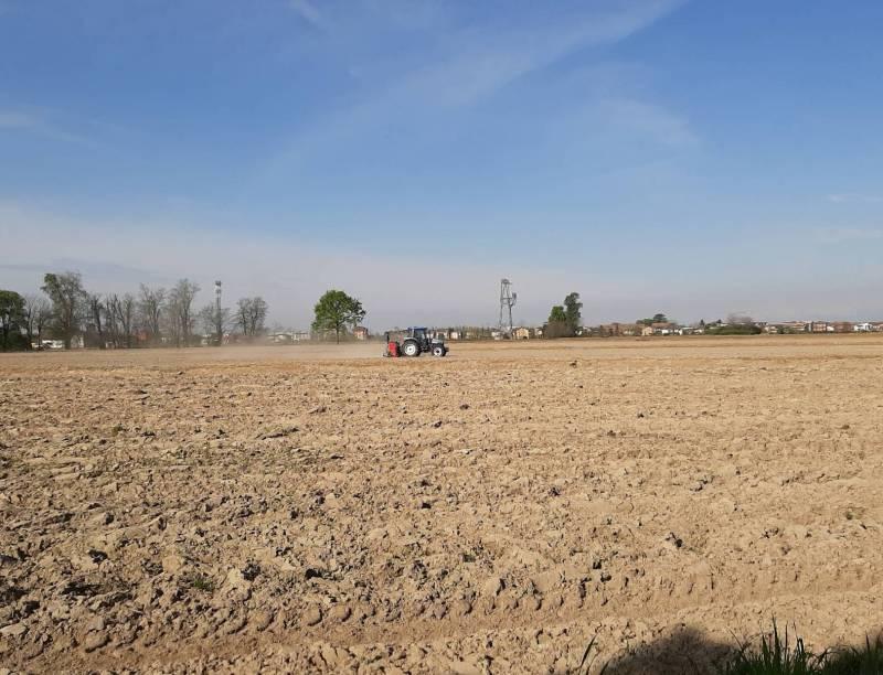 Gran secco e lavori agricoli