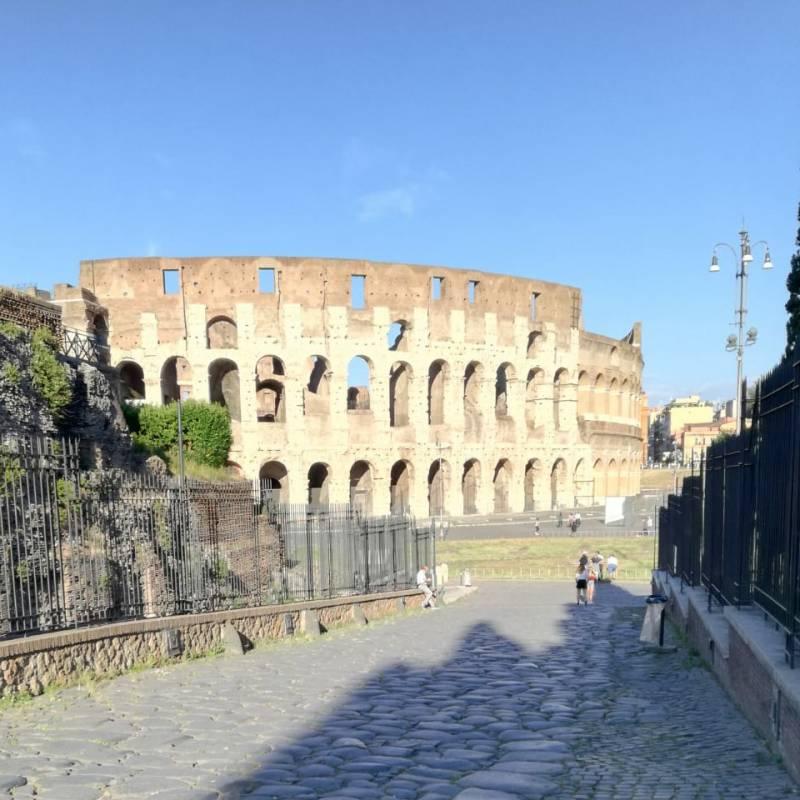 Colosseo solitario