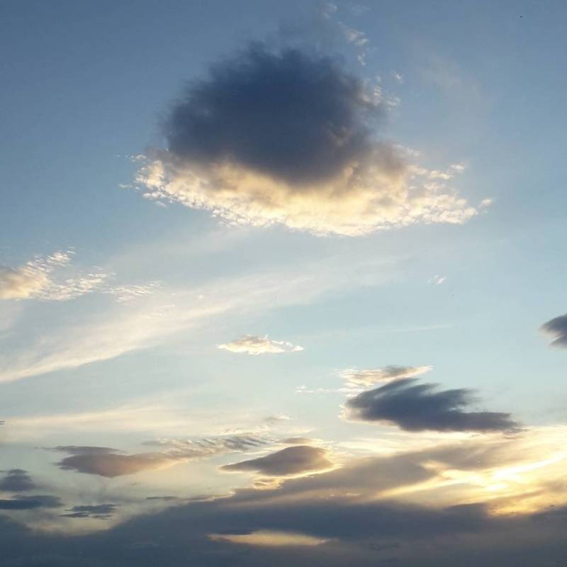 Nubi sparse