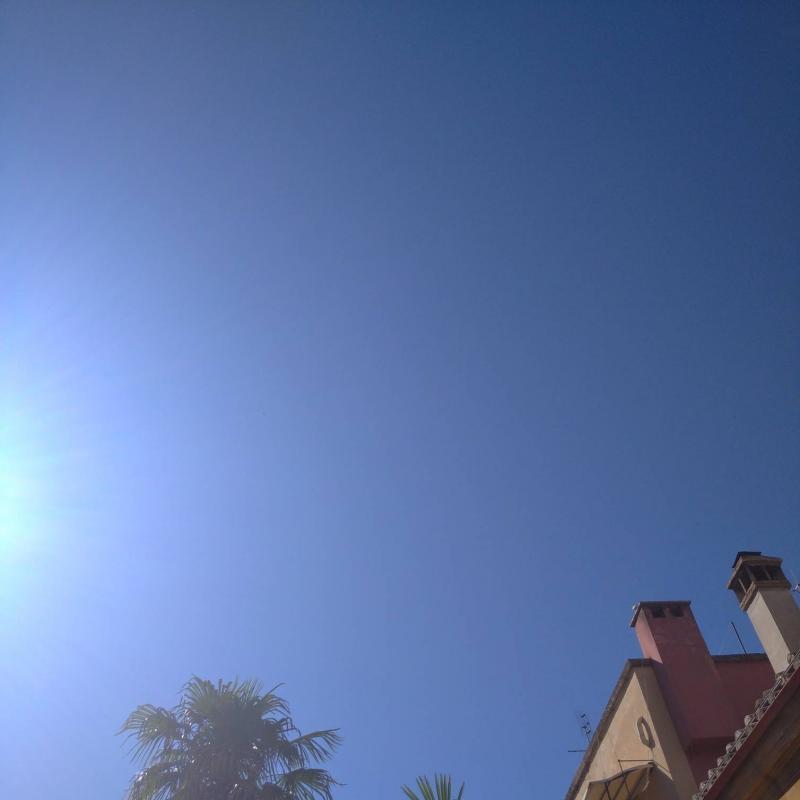 A Terni e' una bellissima giornata