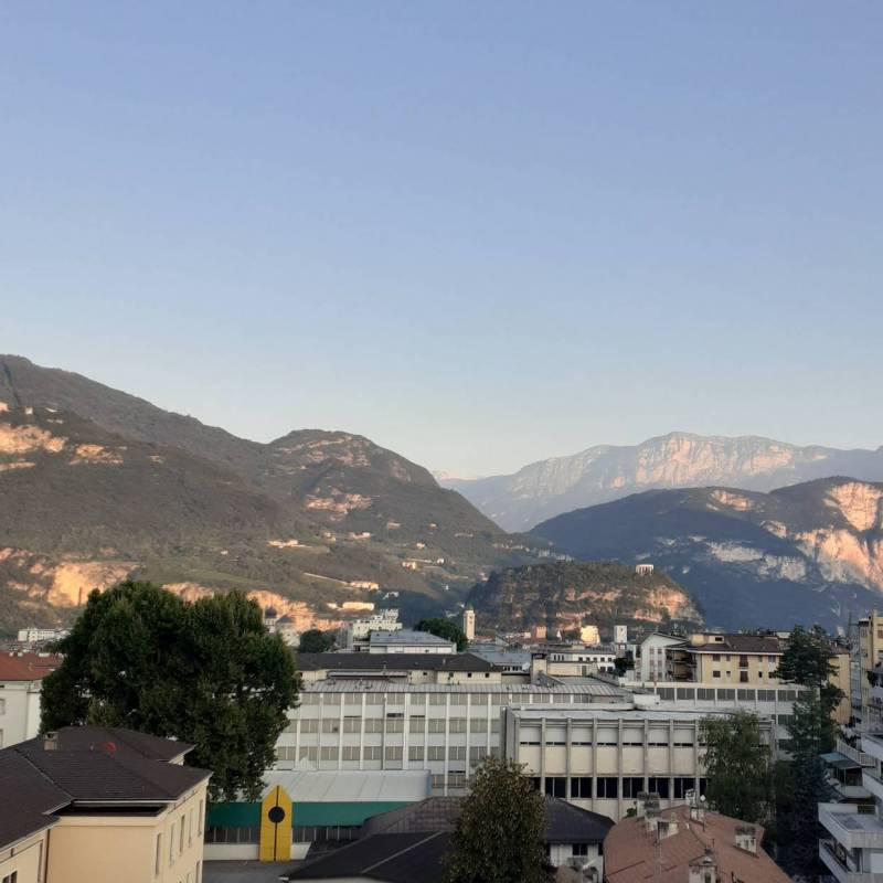 Foto Meteo: Trento Ore 6.30 « 3B Meteo
