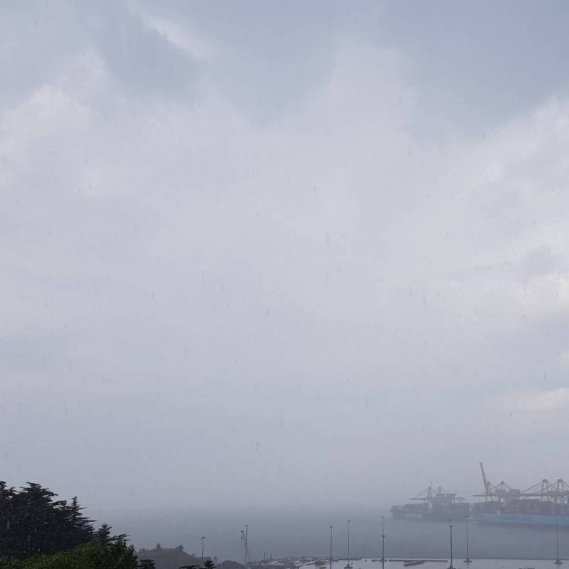 Fotosegnalazione di Trieste