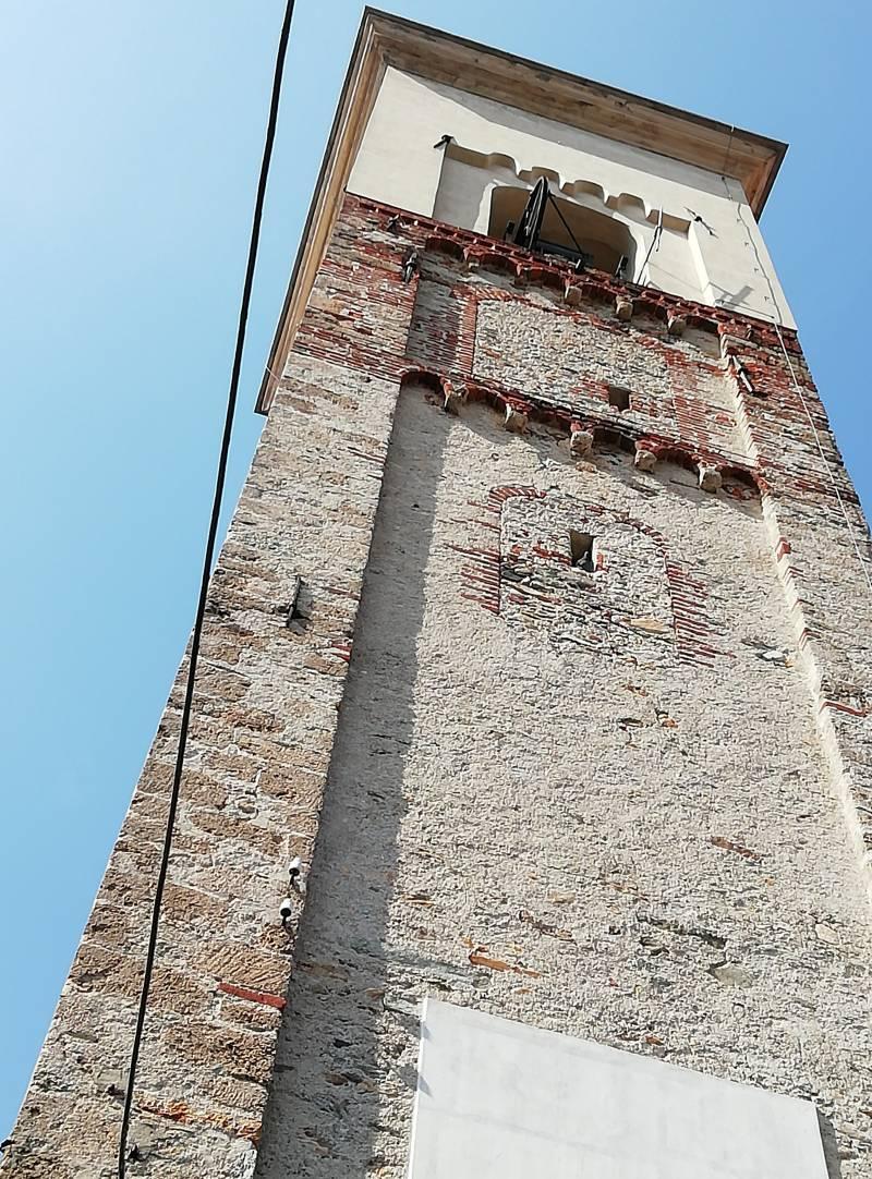 Foto Meteo: Calizzano Campanile « 3B Meteo