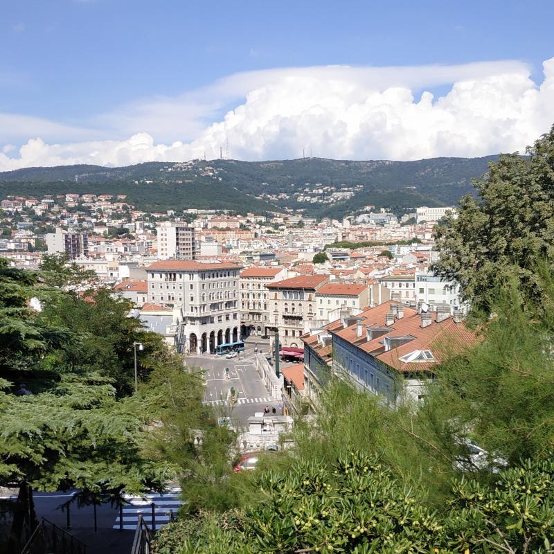 Foto Meteo: Trieste « 3B Meteo