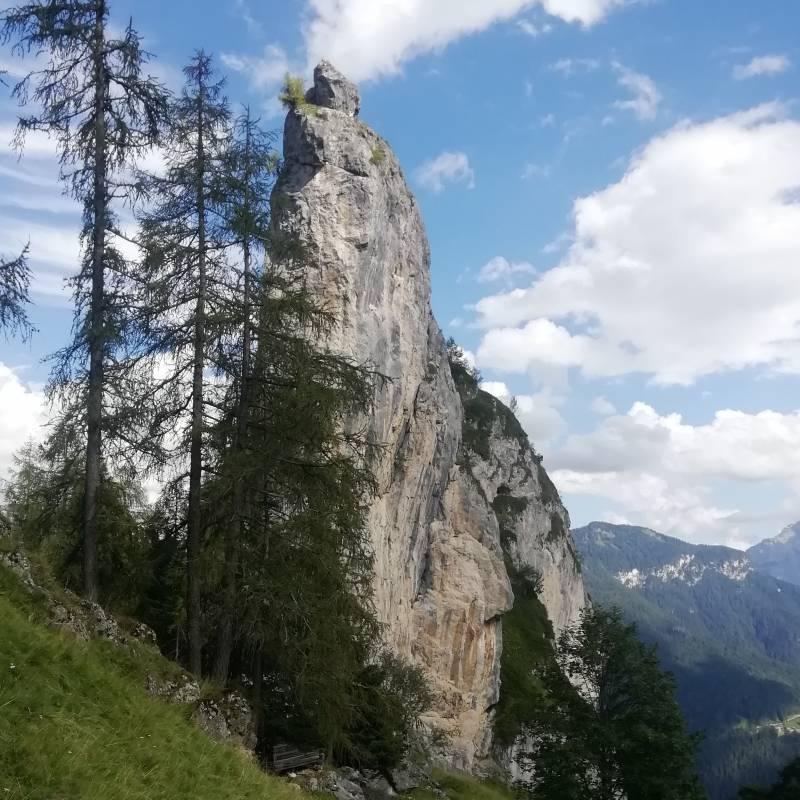 La roccia di ronck