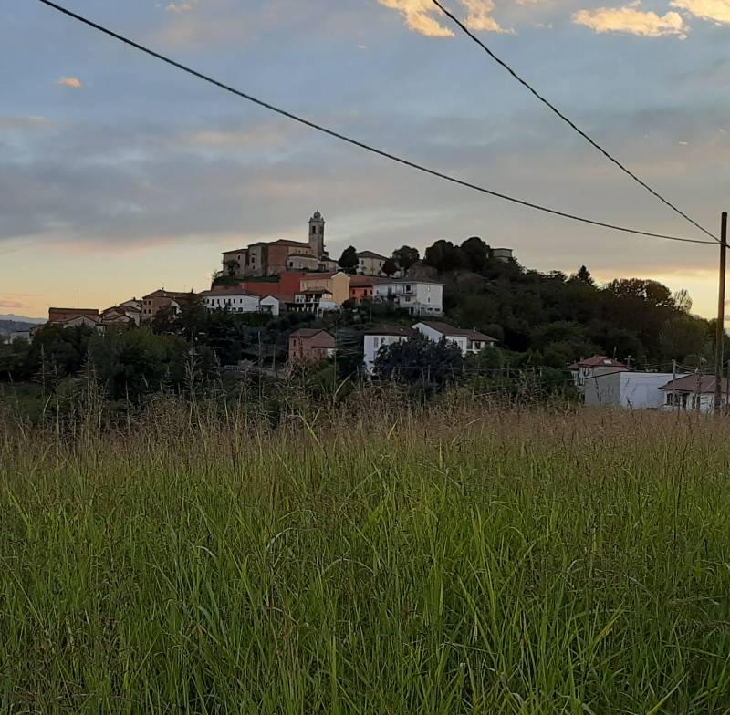 Panorama sul paese