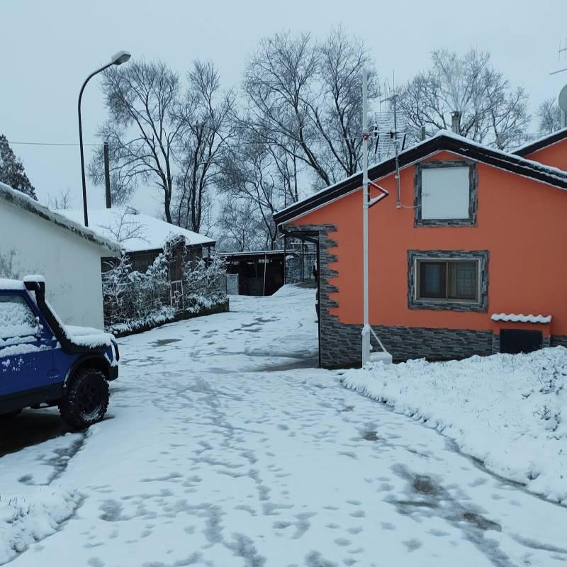 Prima neve contrada lavangone