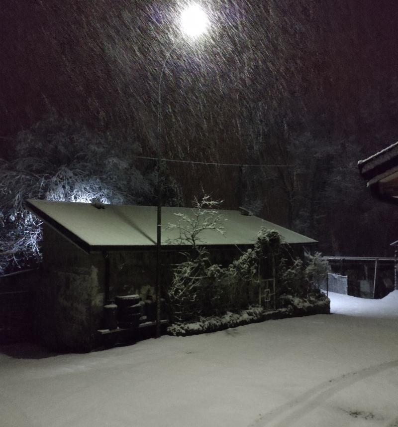 Neve a contrada lavangone