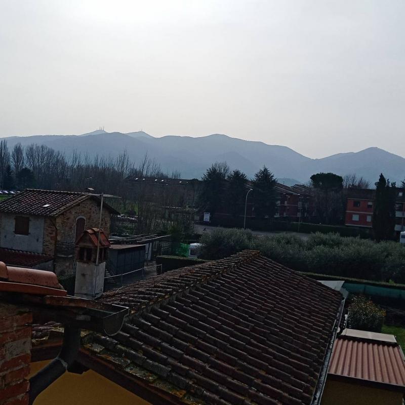 Vista panoramica di Lucca