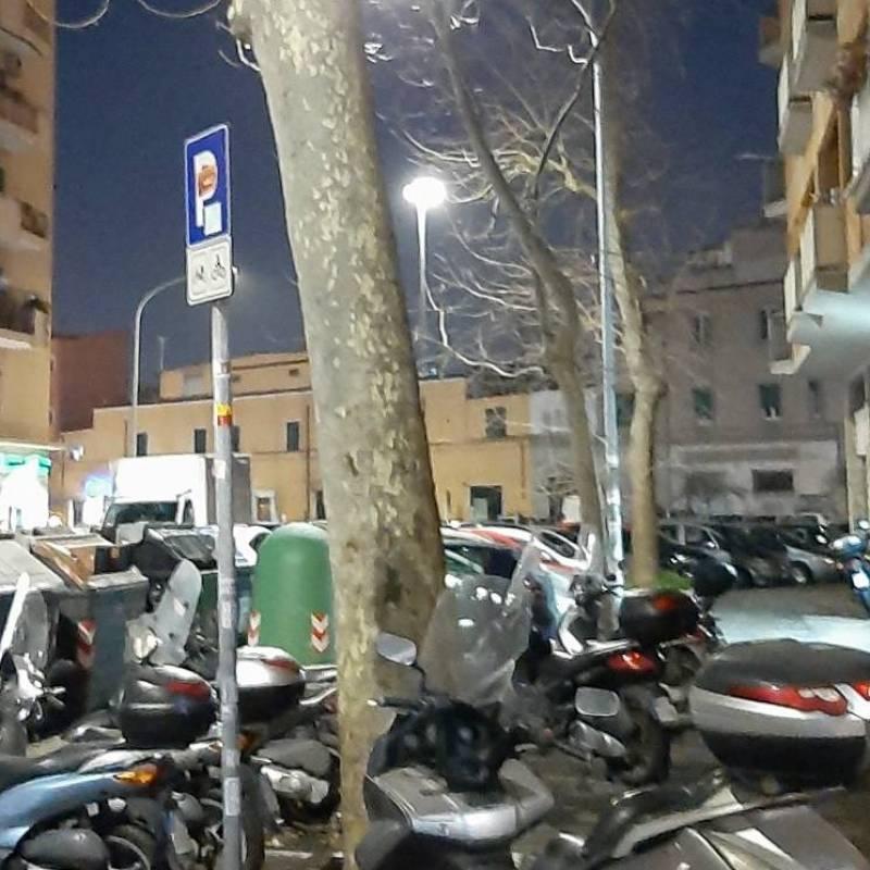 Fotosegnalazione di Roma prenestino