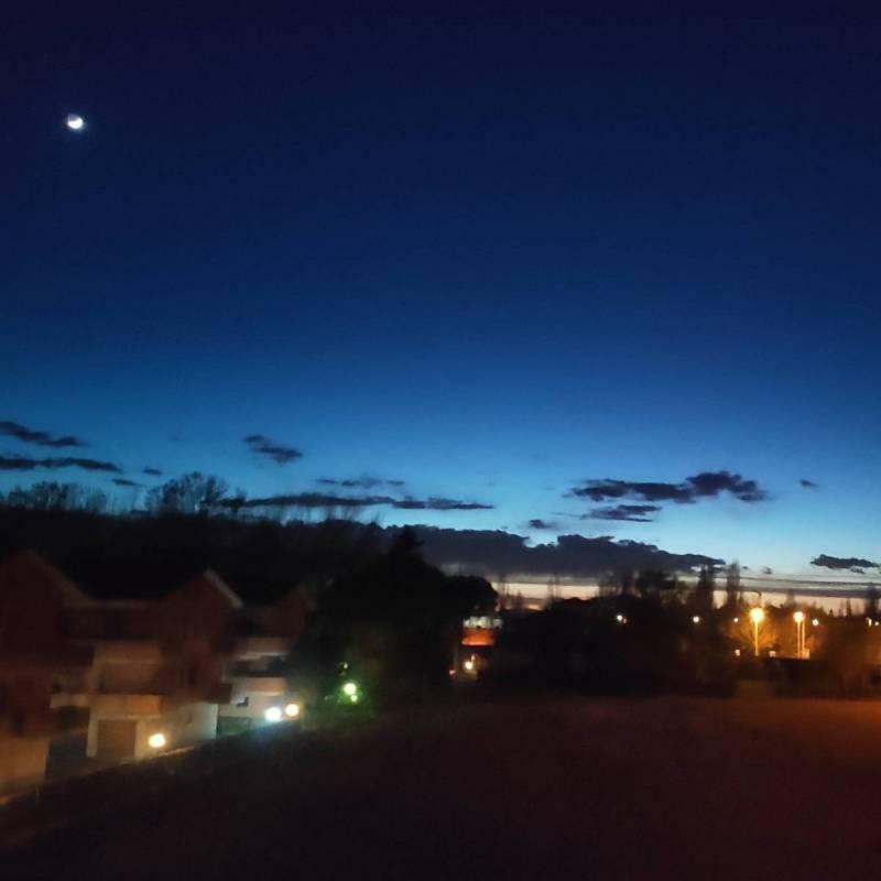 Tramonto ... aspettando l'alba.