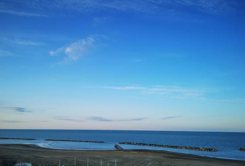 Viserba beach