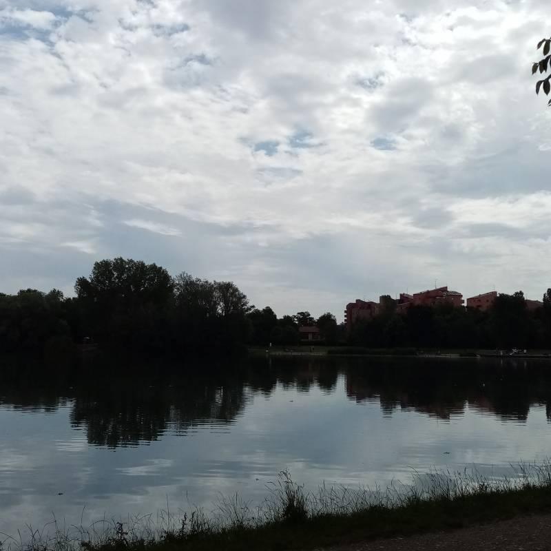 Parco delle cave di milano