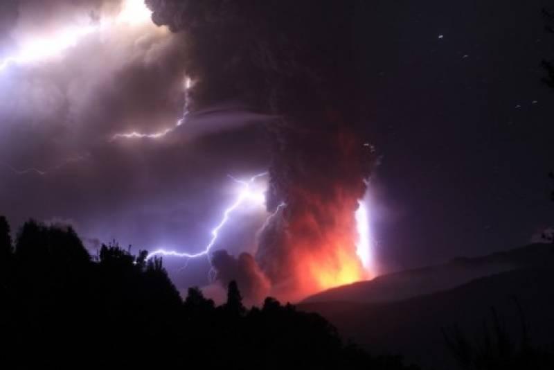 Vulcano Puyehue
