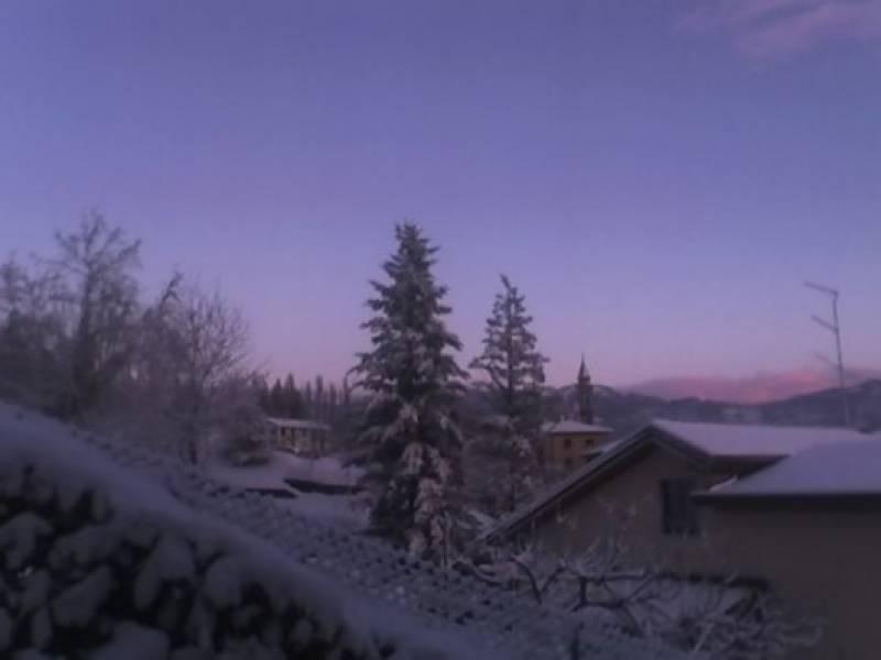 Capizzone con la neve