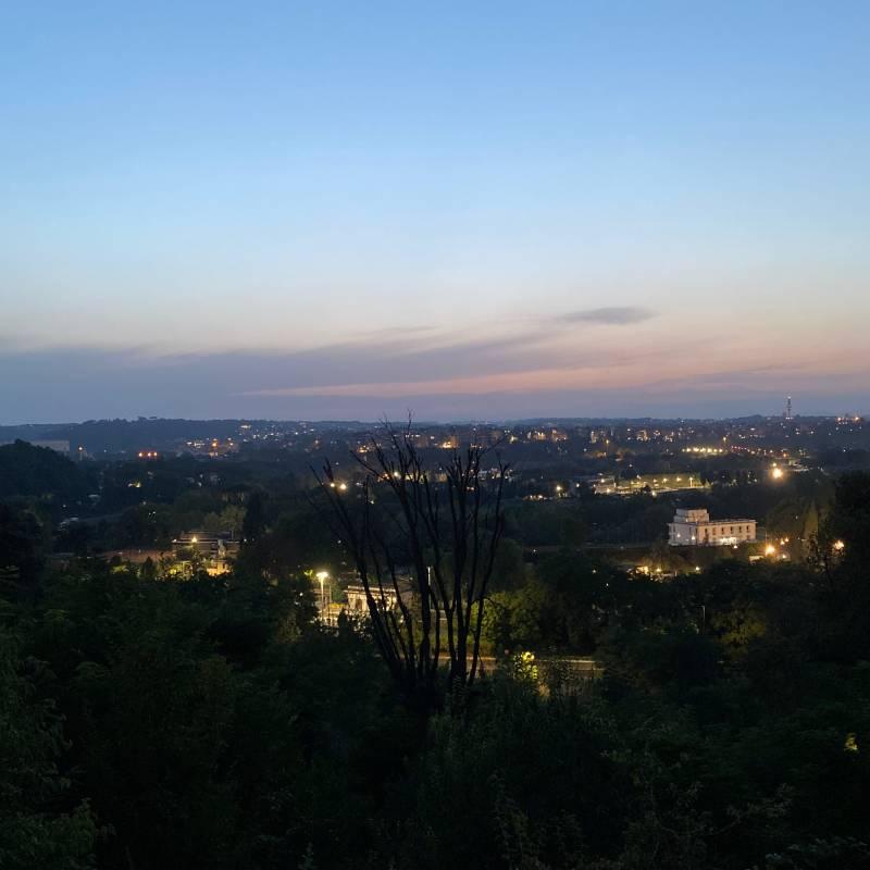 Fotosegnalazione di Roma parioli