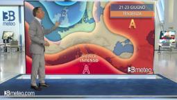 Tendenza meteo settimana prossima, caldo africano in arrivo