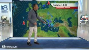 Prevale il bel tempo al Centronord con caldo in aumento; ancora instabile al Sud...