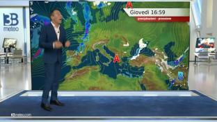 Nuvoloso su Valpadana, Liguria e Toscana con locali pioviggini. Più sole altrov...
