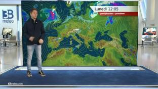 Locali piogge tra Calabria e Sicilia, su Nordest e Appennino. Più sole altrove...