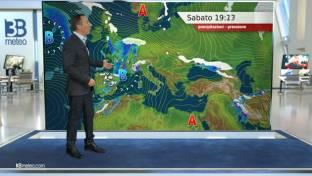 Peggiora al Nordovest; stabile altrove salvo nebbie su Adriatiche e Ioniche...