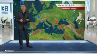 Bel tempo, nubi basse o nebbie nelle ore più fredde su Val Padana e tirreniche...