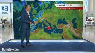 Nuvoloso al Nord, pioviggini tra Piemonte e Liguria, più sole sul resto d'Ita...