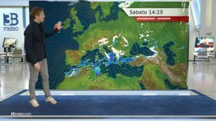 Maltempo al Centro e al Sud, neve a bassa quota. Stabile al Nord e in Toscana...