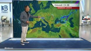 Sole prevalente salvo qualche temporale diurno su Alpi e centro-nord Appennino...