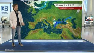 Pasqua molto fresca e ventosa; residua variabilità al Sud e piogge in Sardegna...
