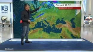 Instabile al Centro-Nord e Campania con piogge e locali rovesci; meglio altrove...