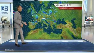 Si rinnova l'instabilità diurna al Nordest e sulla Valpadana. Meglio altrove...