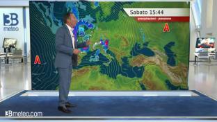 Intensa perturbazione al Centro-Nord: temporali, forti venti e mareggiate...