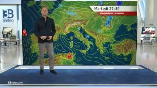 Instabile su Medio Adriatico, con rovesci e possibili temporali. Meglio altrove...