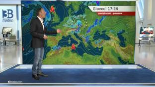 Piovaschi pomeridiani al Nord-Est e nord Appennino; tempo più soleggiato altrov...