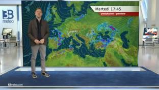 Prevale il bel tempo, salvo instabilità diurna su Appennino e aree prospicienti...
