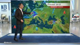 Sole prevalente, qualche pioggia su Alpi, Friuli V.G. ed entro sera in Sicilia ...
