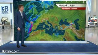Nuvolosità in aumento su Liguria, alta Toscana e Val Padana; tempo buono altrov...