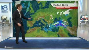 Sole al Nord. Residua instabilità su medio Adriatico e Sud con neve in collina...