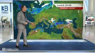 Ancora piogge e rovesci su Adriatico e Sud, stabile e soleggiato al Settentrione...