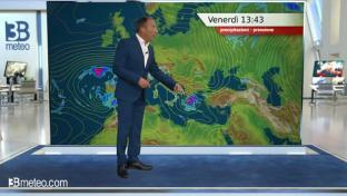 Prevale il bel tempo, salvo note instabili sull'Appennino centro-meridionale...